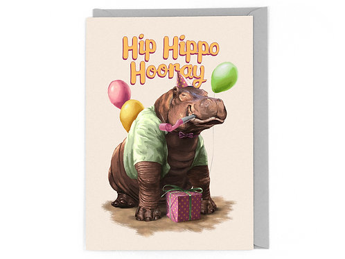 Hip Hippo Hooray