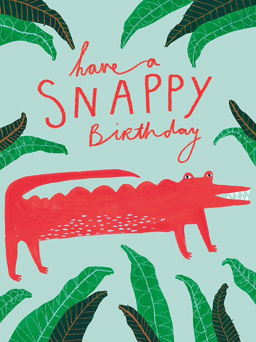Have A Snappy Birthday