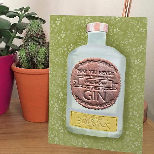 Birthday Without Gin