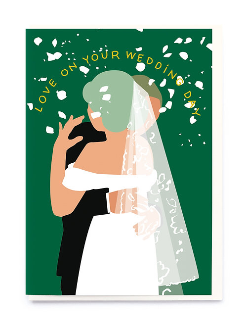Love On Your Wedding Day
