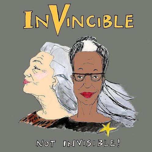 Invincible Not Invisible