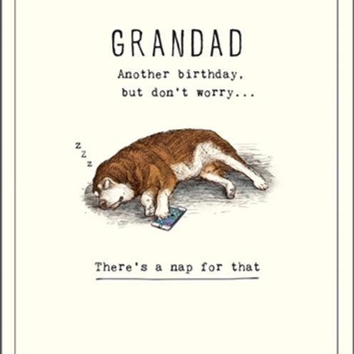 Grandad Another Birthday