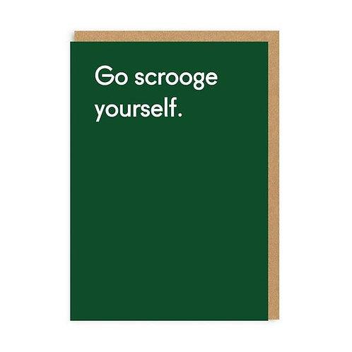 Go Scrooge Yourself