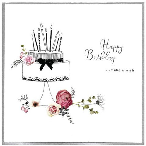 Happy Birthday Make A Wish