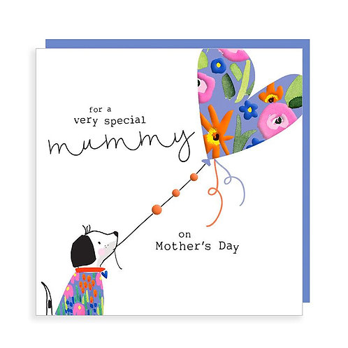To A Special Mummy On Mother's Day
