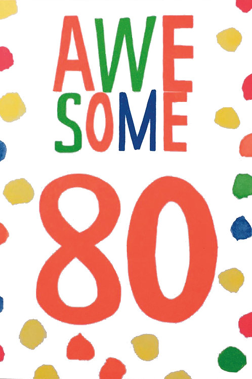 Awesome 80