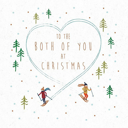 To The Both Of You At Christmas