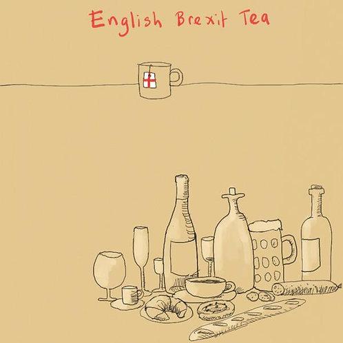 English Brexit Tea