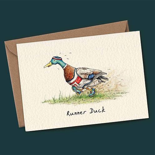 Runner Duck