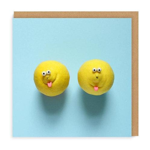 Lemon Faces