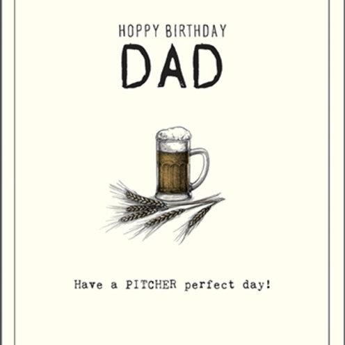 Hoppy Birthday Dad