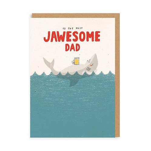 To The Most Jawsome Dad