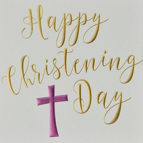 Happy Christening Day Girl