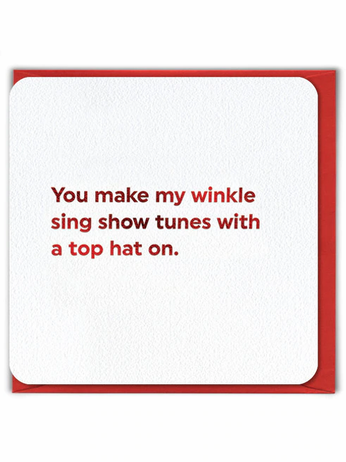You Make My Winkle