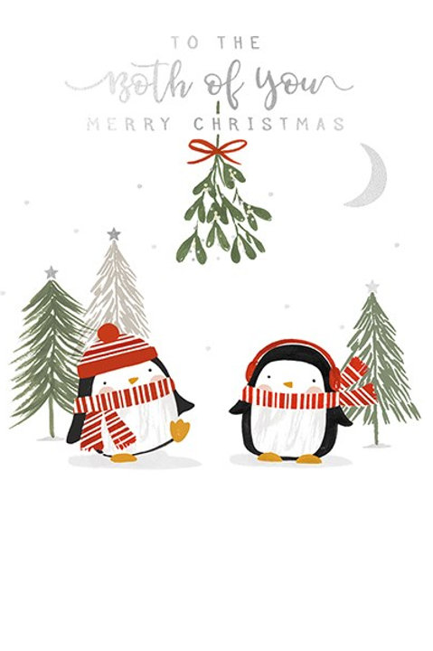 To The Both Of You Merry Christmas