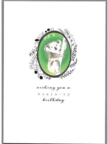 Wishing You A Koala-ty Birthday