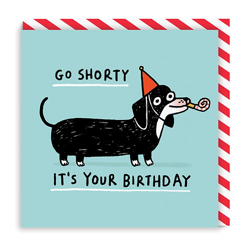 Go Shorty It's Your Birthday