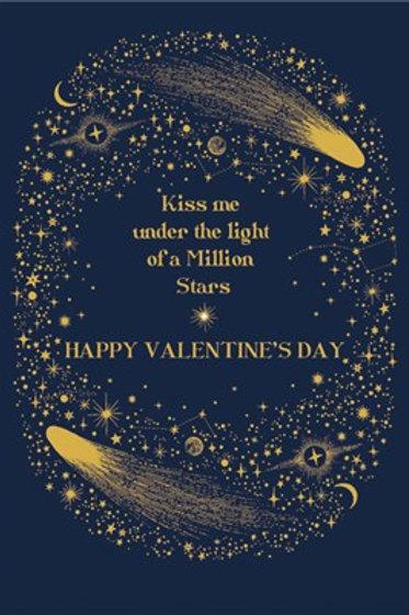 Kiss Me Under The Light Of A Million Stars