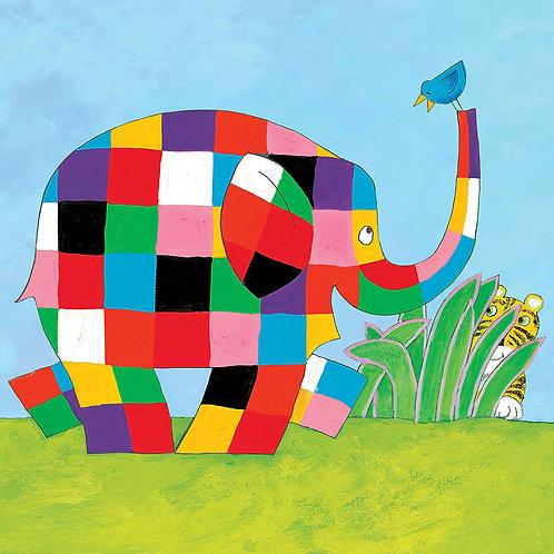Elmer At Play