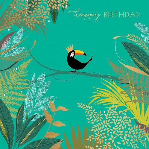 Happy Birthday Toucan
