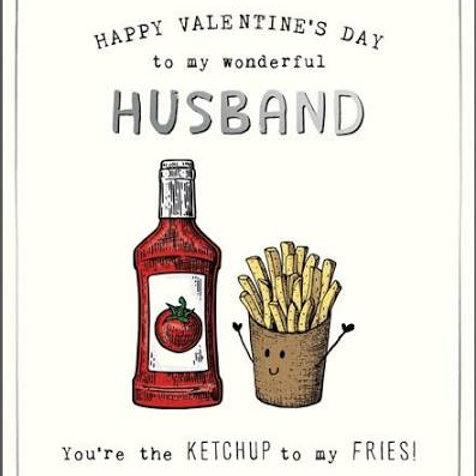 Happy Valentine's Day To My Wonderful Husband