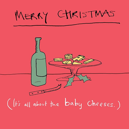 It's All About The Baby Cheeses