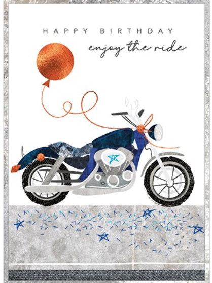 Happy Birthday Enjoy The Ride