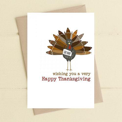 Wishing You A Very Happy Thanksgiving