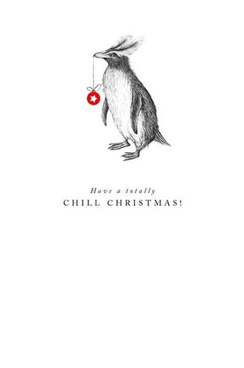 Have A Totally Chill Christmas
