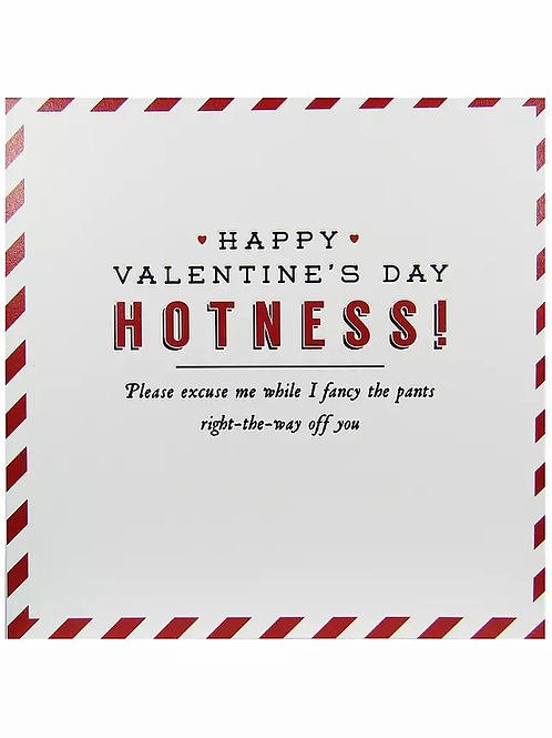 Happy Valentine's Day Hotness
