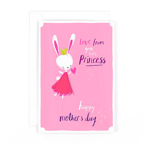 Love From Your Princess Happy Mother's Day