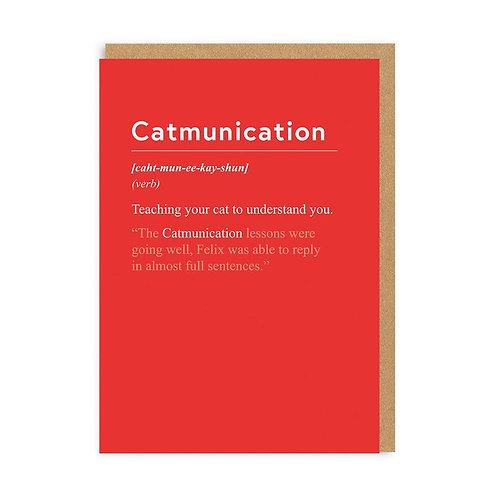 Catmunication