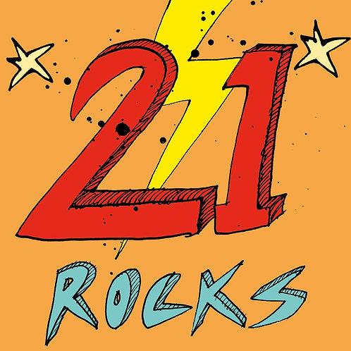 21 Rocks