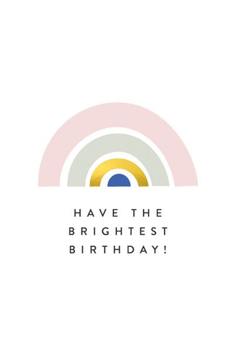 Have The Brightest Birthday