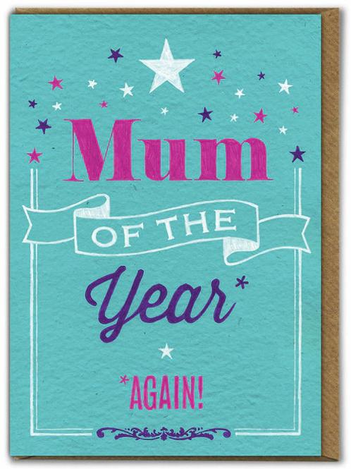 Mum Of The Year Again