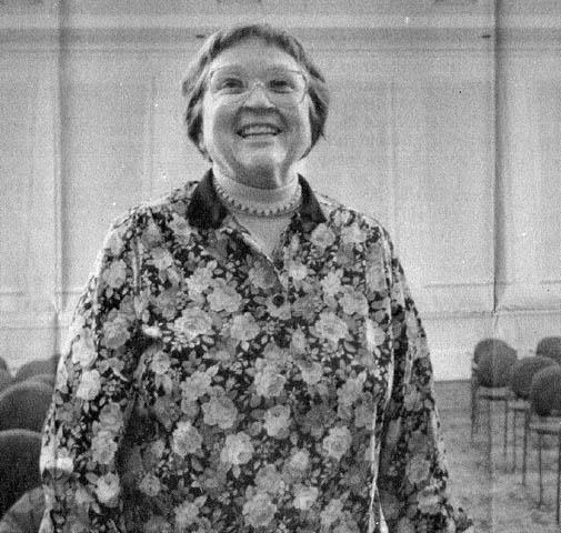 Edith Borroff