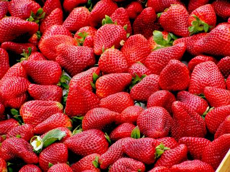 Beste Reste-Rezepte im Juni: Erdbeere & Rhabarber