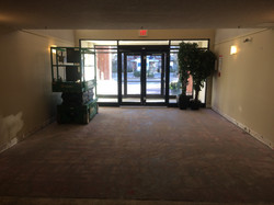 Lobby in Apartment Building (before)