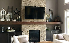 #fireplace #slate #splash #mosaic #glass #stone #reno #quality #porcelain #Edmonton #tile #AB #shower #Ceramic # custom #renovation #alberta #canada #installation #professional #yeg #yegtiles #affordable #construction