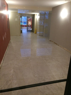 Lobby in Apartment Building (after)