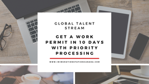 GLOBAL TALENT STREAM