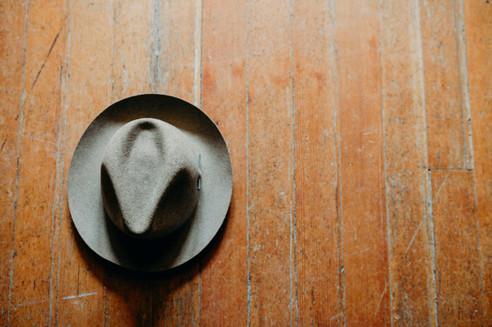 Paul Zacharias' hat.
