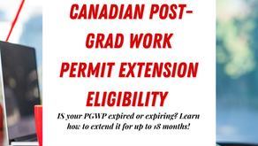 Post-Grad Work Permit Extension Eligibility