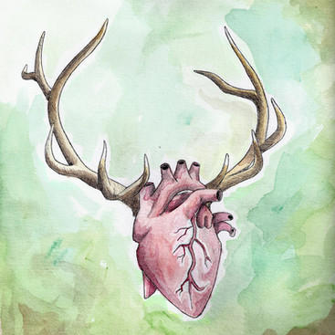 The Dearhearts: Self Titled