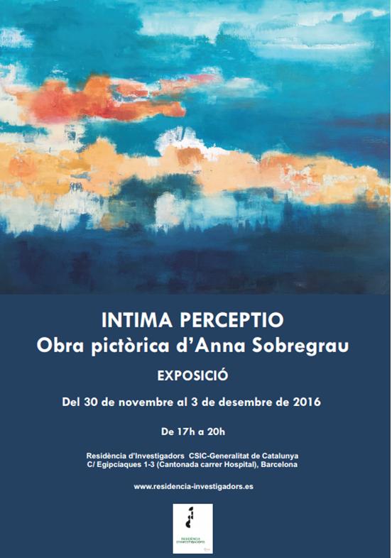 Intima Perceptio_Atelier Sobregrau