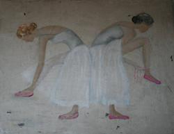 Las dos bailarinas