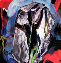 Portrait Behind Soft Plastic
