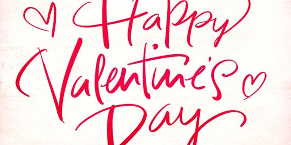Valentines Day Make + Take Card Day
