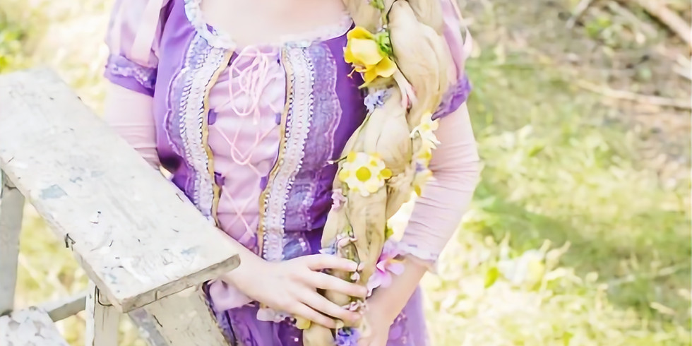 I Love To Read Month: Rapunzel