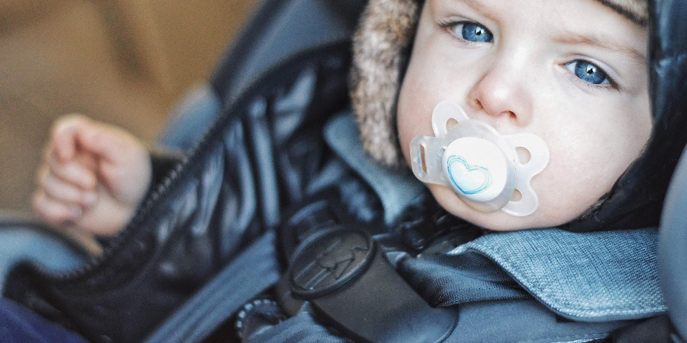 Winter Car Seat Safety Info Session